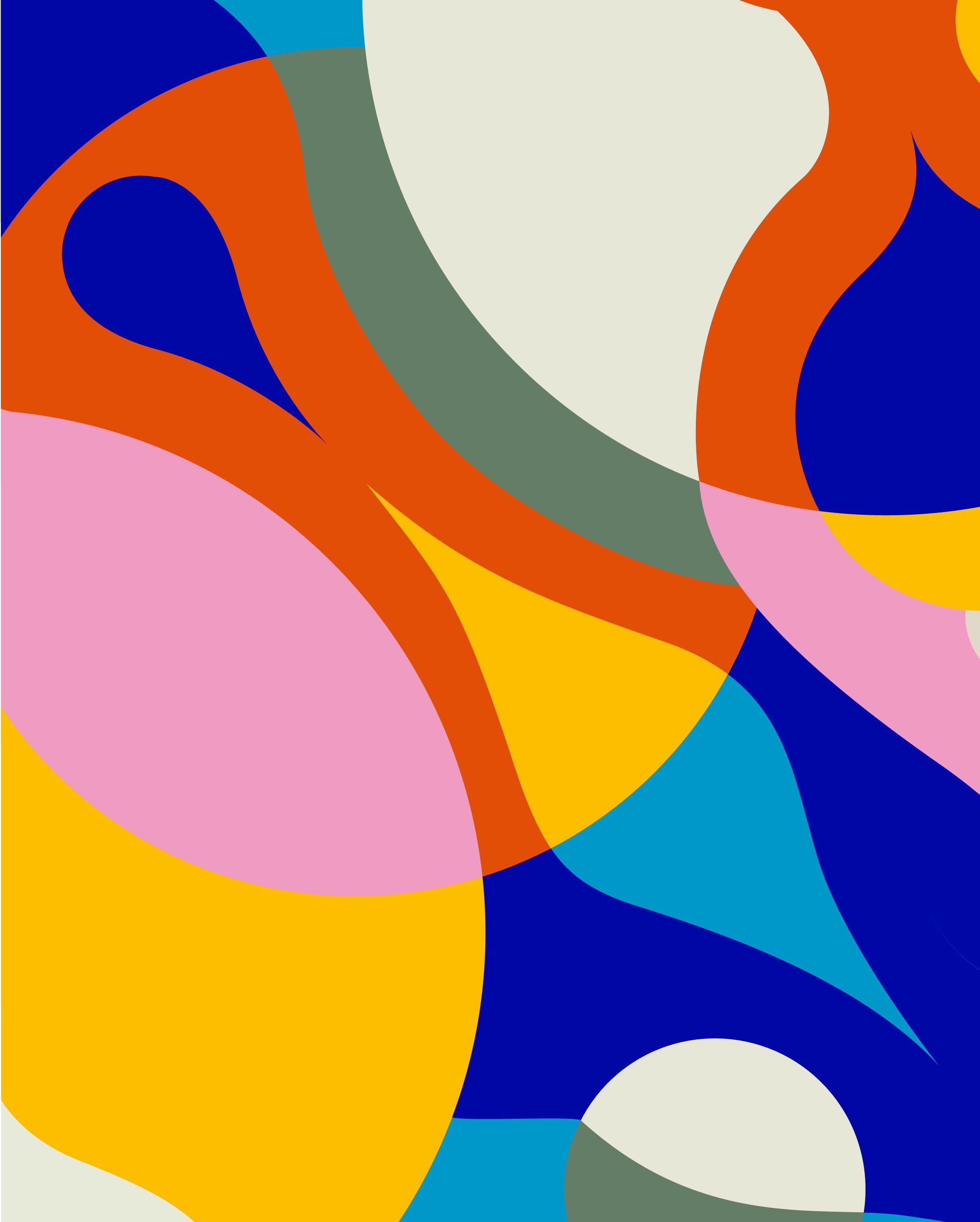 Procees Blue Illustration Agence Design